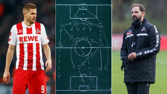 Taktik-Check: Stöger-Fußball 2.0 - die Auferstehung des 1. FC Köln