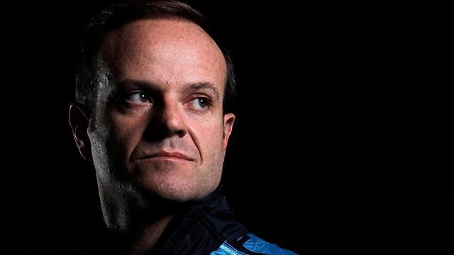 """Problema vascolare per Barrichello: """"Sto meglio, presto tornerò in pista"""""""