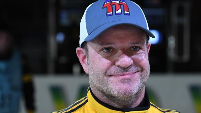 Ex-Formel-1-Pilot Barrichello erlitt Gefäßentzündung im Kopf