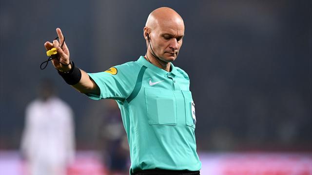 Chapron élu meilleur arbitre de Ligue 1 ?