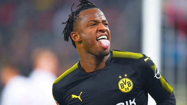 2 buts pour sa première : Batshuayi régale déjà avec le Borussia !