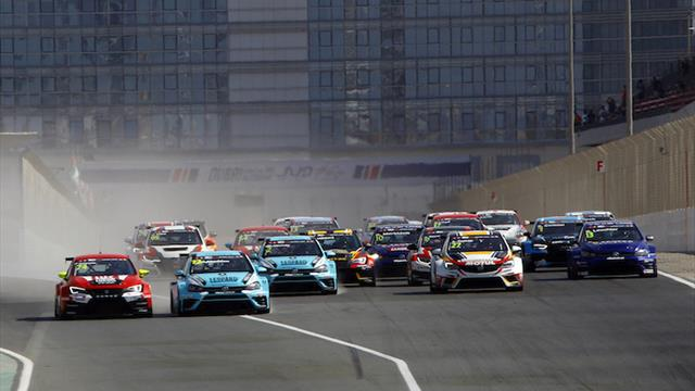 FIA announces Yokohama and Panta as official WTCR suppliers