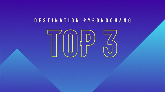 Destination Pyeongchang: Vonn heads up Top 3