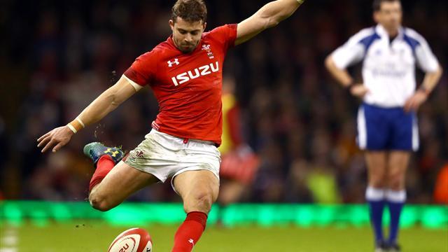 Halfpenny stars as dominant Wales thrash Scotland