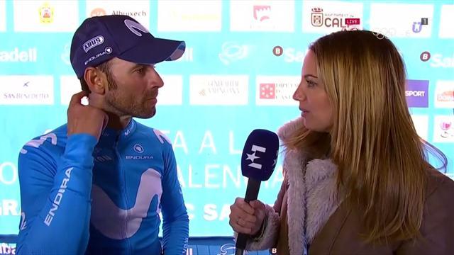 """Valverde a Eurosport: """"Tengo tanta o más motivación que cuando gané aquí por primera vez en 2004"""""""