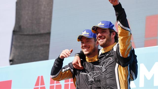Formula E: Jean-Éric Vergne domina en Santiago