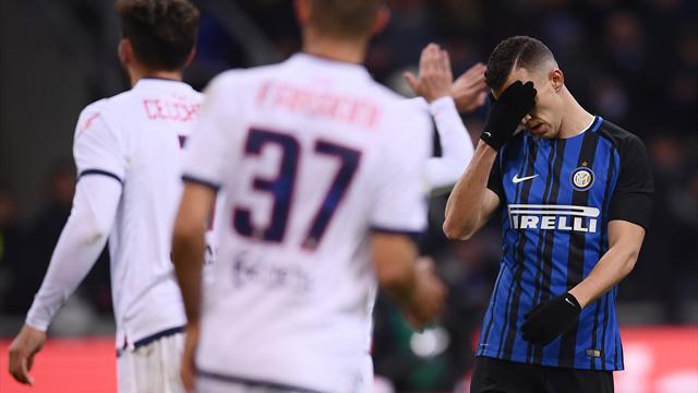 Le petit huit de l'Inter Milan