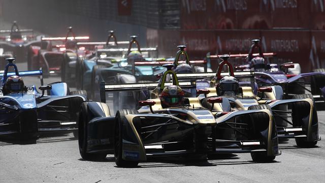 La défense de Vergne, l'attaque de Rosenqvist : le résumé de la course