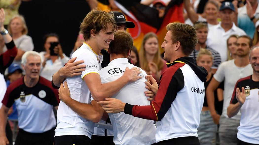 Spanien Deutschland Viertelfinale Davis Cup Live Im Tv Und Im