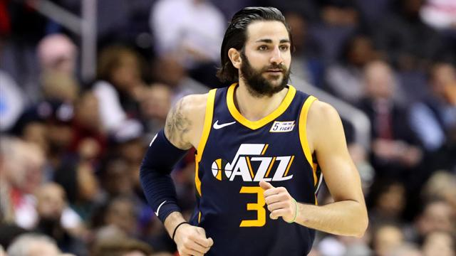 Mitchell asombra con 40 puntos; Jazz aplasta a Suns