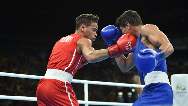 IOC freezes planning for Tokyo 2020 boxing tournament