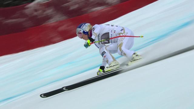 Impériale dans la partie technique, Vonn s'offre le doublé et un 81e succès à Garmisch