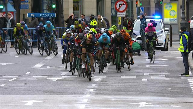 Roelandts sprintet zum Sieg auf der letzten Etappe