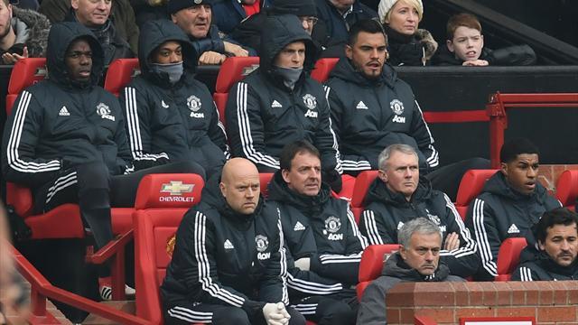Mourinho : «Pogba remplaçant ? Pas l'intention de punir qui que ce soit»