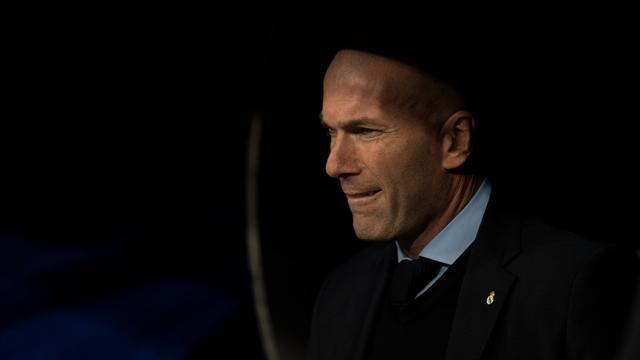 Zidane : «Pas besoin de se rassurer avant le PSG»