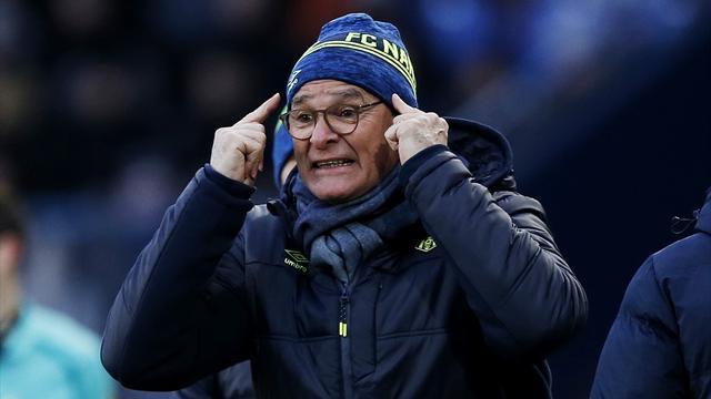 Le coup de gueule de Ranieri : «Si vous êtes contents de l'arbitrage en France…»