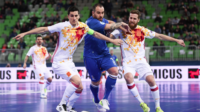 España Portugal Futsal Online