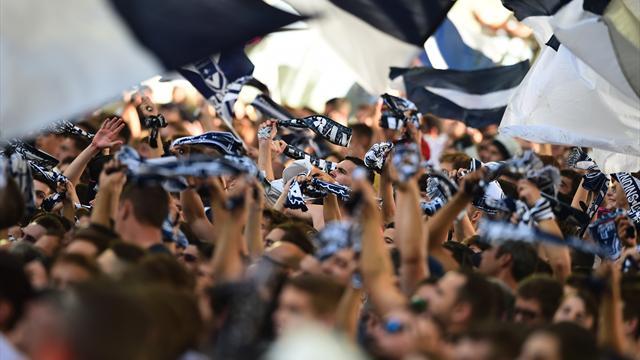 Les 47 supporters bordelais remis en liberté