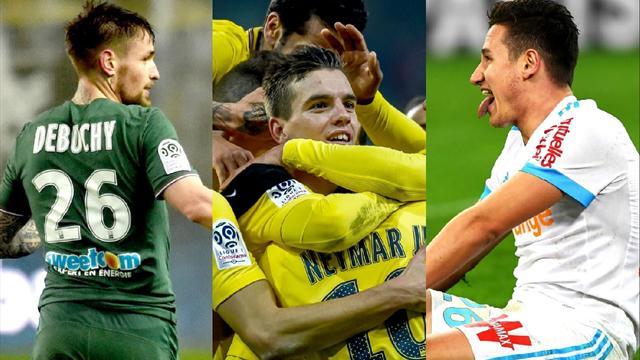 Debuchy, Lo Celso, Thauvin… Votez pour le meilleur joueur de la 24e journée de Ligue 1