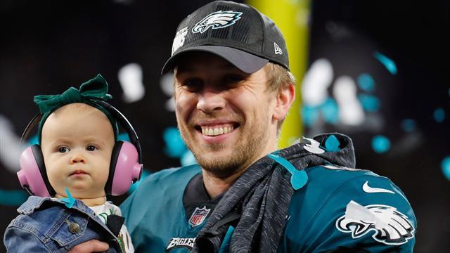 Nick Foles, l'improbabile eroe del primo Super Bowl degli Eagles: la vittoria della normalità