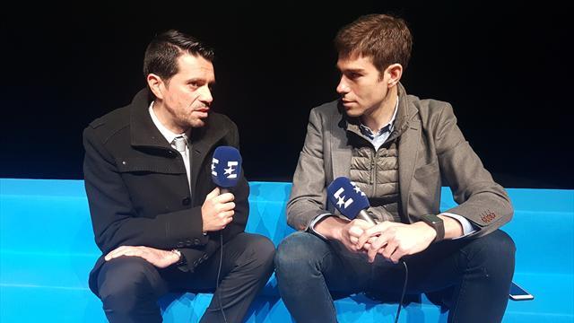 """Fran Contador bromea sobre los rumores de la vuelta de Alberto: """"Me dijo si tenía para pagarle"""""""