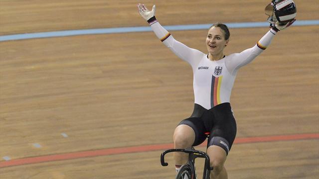 Bahn-Olympiasiegerin Vogel führt WM-Aufgebot an