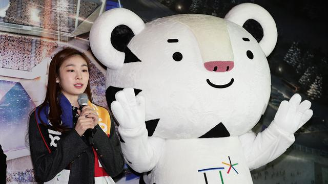 Soohorang: de beschermtijger van de Spelen