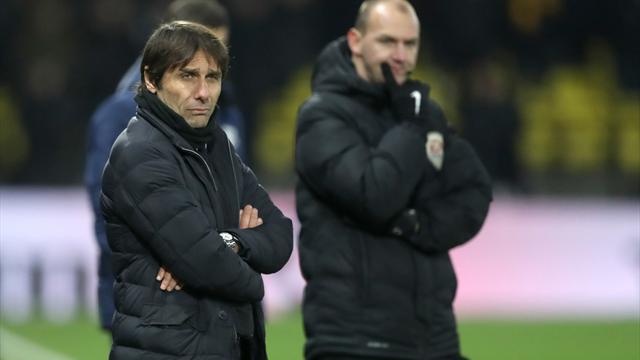 Antonio Conte pleads with Chelsea for public vote of confidence