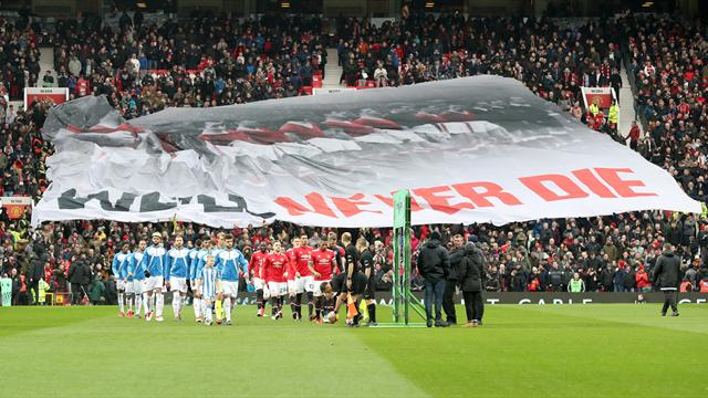 Manchester United mark 60 years since Munich crash