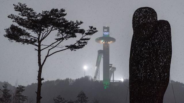PyeongChang in de greep van kou en griepvirus