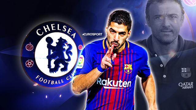 Euro Papers: Chelsea's next manager plots shock Luis Suarez coup
