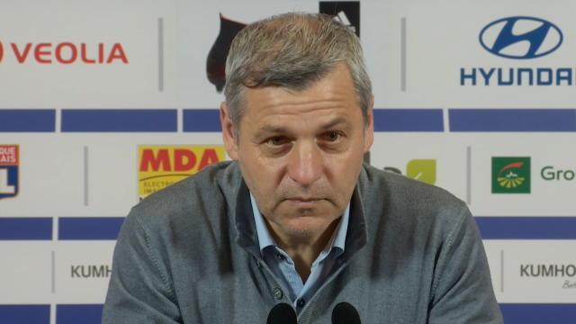 Genesio ne digère pas les récents penalties et vise l'OM — Lyon