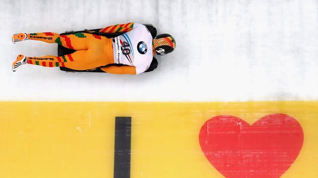 Akwasi Frimpong, el ghanés que cumple su sueño olímpico en PyeongChang tras tres cambios de deporte