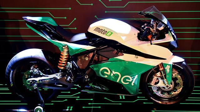 Nasce il Mondiale Moto-E: si corre con i team della MotoGP, con motore elettrico