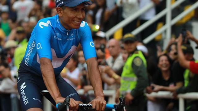 Nairo Quintana participará esta temporada en la Colombia Oro y Paz