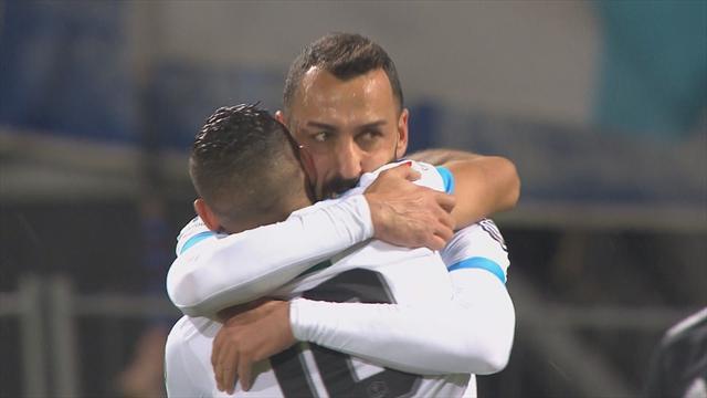9 buts, un triplé pour Mitroglou et Ocampos : l'OM s'est fait plaisir