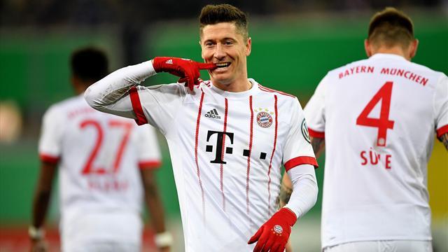 Le Bayern se balade face à Paderborn, Leverkusen renverse Brême
