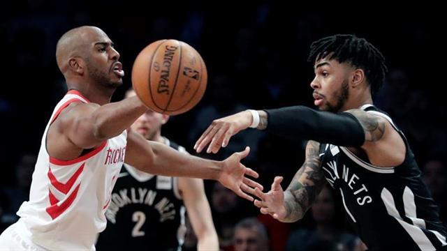 Rockets logran su 6ta victoria consecutiva