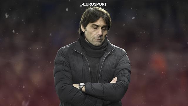 «Челси» выплатит Конте €30 млн вслучае его досрочной отставки