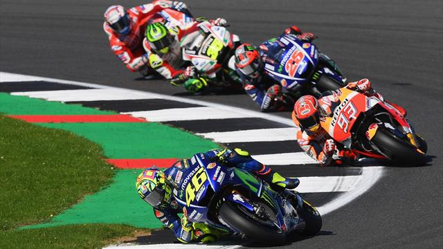 Erleben Sie die gesamte MotoGP™-Saison LIVE