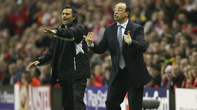 Benitez – Mourinho : chassés-croisés et rivalité exacerbée