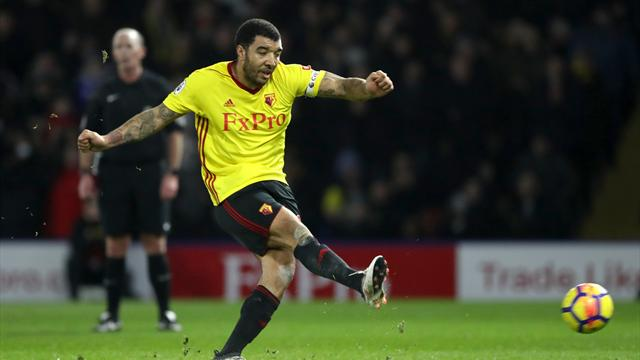 Javi Gracia revels in 'unforgettable' night as Watford thump Chelsea