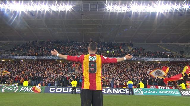Lens assure son maintien, Le Havre croit encore en la montée