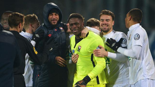 Rebondissements, pétard et tirs aux buts : comment Caen s'en est sorti face à Metz