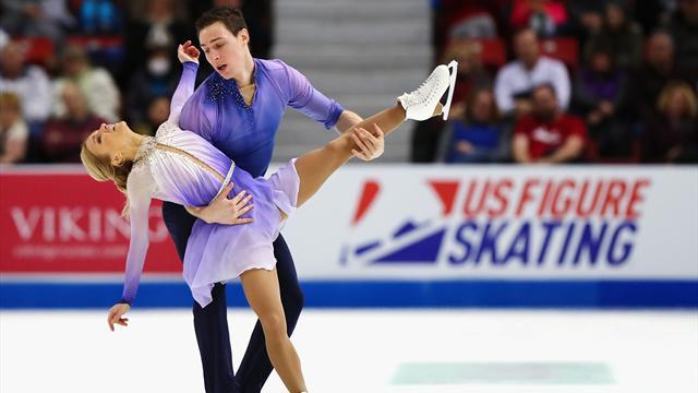 Erst mitfühlend, dann ruppig: Savchenko bangt um ihren goldenen Traum
