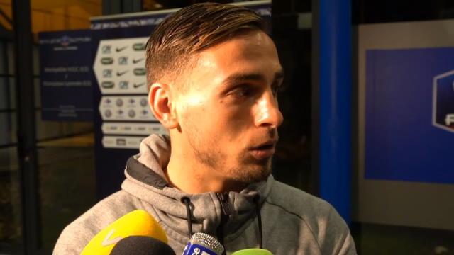 """Aguilar : """"L'arbitre a eu raison de nous"""""""