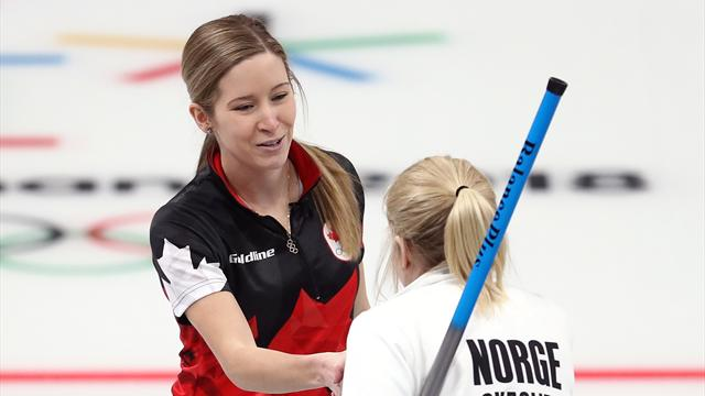 Watch Olympic mixed doubles curling United States of America vs