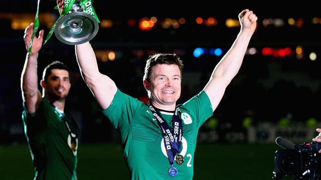 Un campione è per sempre: Brian O'Driscoll, per 15 anni il simbolo dell'Irlanda del rugby
