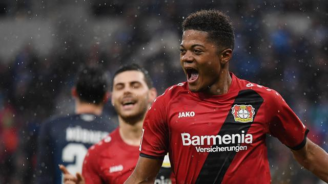 Leon Bailey primed for England? Leverkusen star's father 'set for talks with FA'