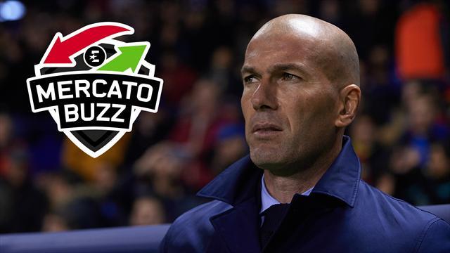 Pour faire de la place à Hazard, Zidane serait prêt à sacrifier un de ses hommes forts